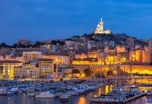 Marseille interdit les trottinettes électrique sur les trottoirs