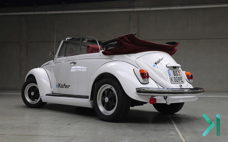 VW E-Kafter