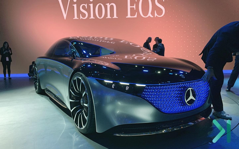 Mercedes-EQS