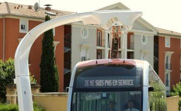 chargement bus electrique aixpress