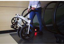 Eovolt vélo électrique pliant