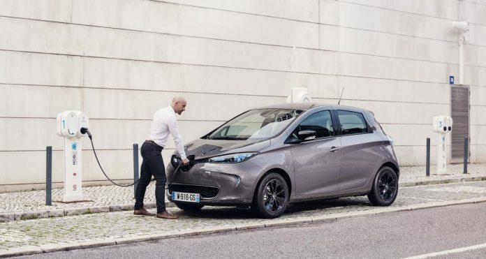 bornes électriques voiture Paris